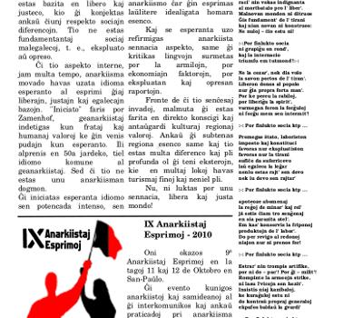 Informa bulteno Anarkio nº 02