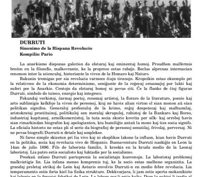 Informa bulteno Anarkio nº 07