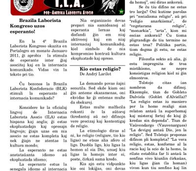 Informa bulteno Anarkio nº 08