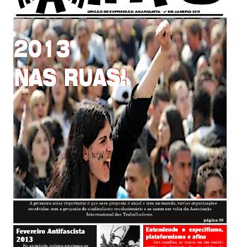 (((A)))Info nº 16 – Janeiro de 2013
