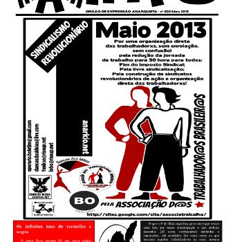 (((A)))Info nº 20 – Maio de 2013