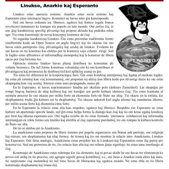 Informa bulteno Anarkio nº 13