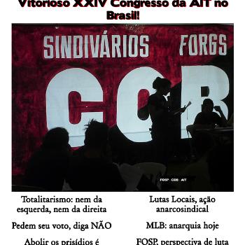 Revista anarquista Aurora Obreira nº 01