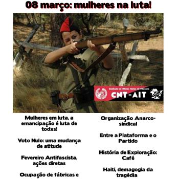 Revista anarquista Aurora Obreira nº 02