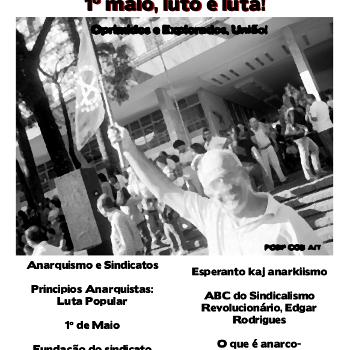 Revista anarquista Aurora Obreira nº 03