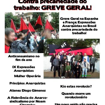 Revista anarquista Aurora Obreira nº 06