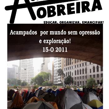 Revista anarquista Aurora Obreira nº 12