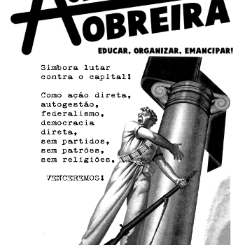 Revista anarquista Aurora Obreira nº13