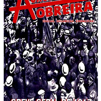 Revista anarquista Aurora Obreira nº16