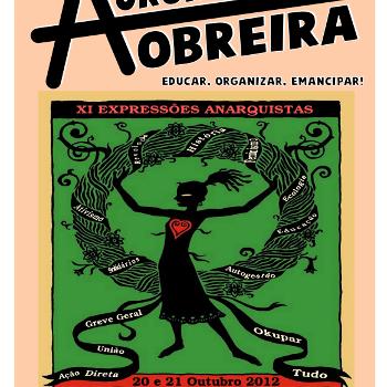 Revista anarquista Aurora Obreira nº19