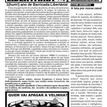 Barricada Libertária nº 13