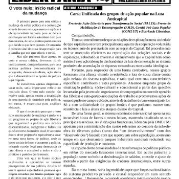 Barricada Libertária nº 14