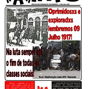 (((A)))Info nº 22 – Julho de 2013