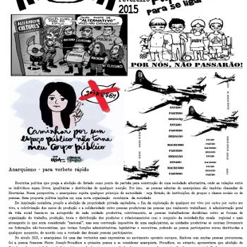 Publicação A-Info Papo Reto nº 07