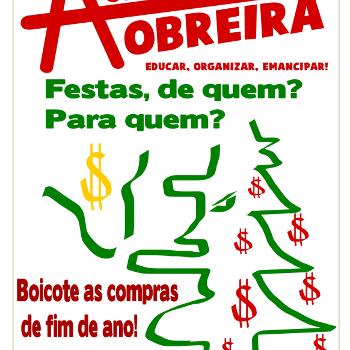 Revista anarquista Aurora Obreira nº21