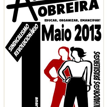 Revista anarquista Aurora Obreira nº26