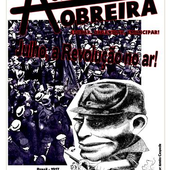 Revista anarquista Aurora Obreira nº28
