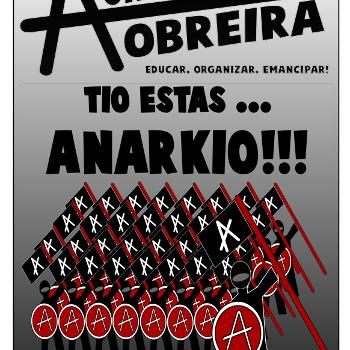 Revista anarquista Aurora Obreira nº29
