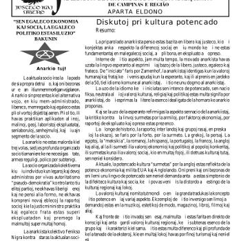 Jornal anarquista Fenikso Nigra (aparta eldono)