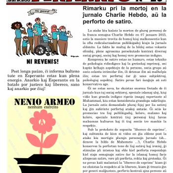 Informa bulteno Anarkio nº 28