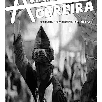 Revista anarquista Aurora Obreira nº37