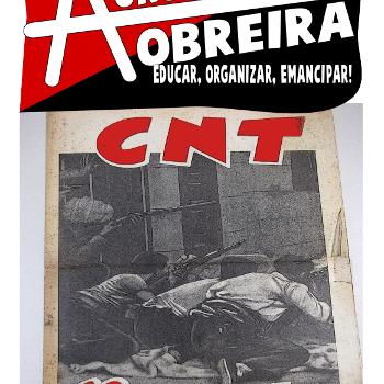 Revista anarquista Aurora Obreira nº40