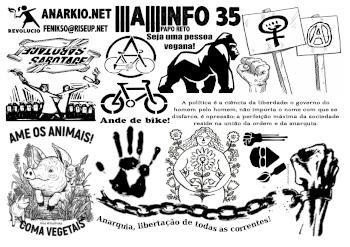 Publicação A-Info Papo Reto nº35