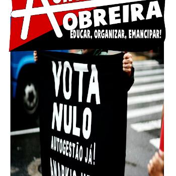 Revista anarquista Aurora Obreira nº41
