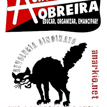 Revista anarquista Aurora Obreira nº42