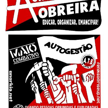 Revista anarquista Aurora Obreira nº 49