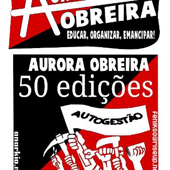 Revista anarquista Aurora Obreira nº50